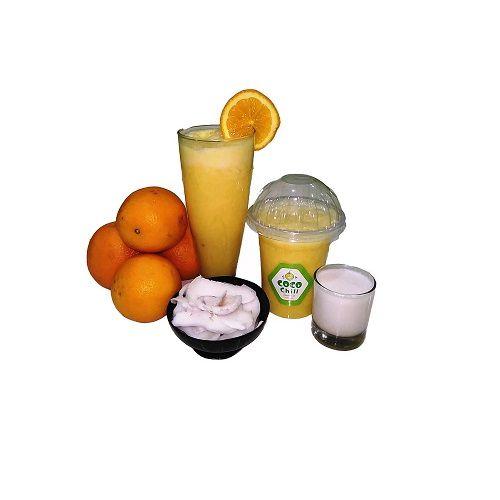 Coco Chill Refreshing Drinks - Coco Orange crush, 300 ml