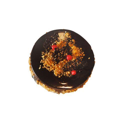 THE CAKE FACTORY Fresh Cake - Choco Scotch, Eggless, 1 kg