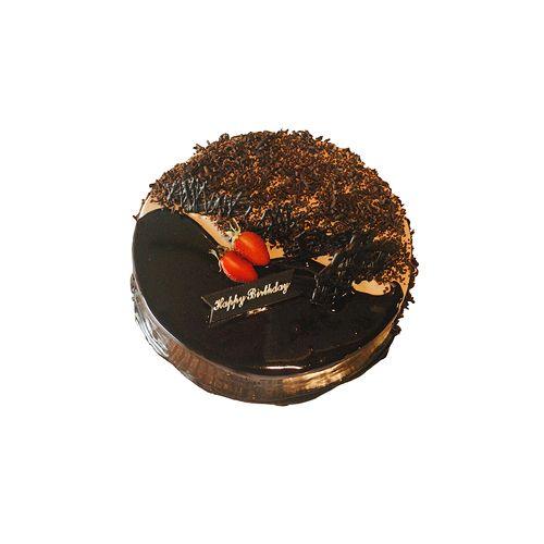 THE CAKE FACTORY Fresh Cake - Choco Truffle, Eggless, 1 kg