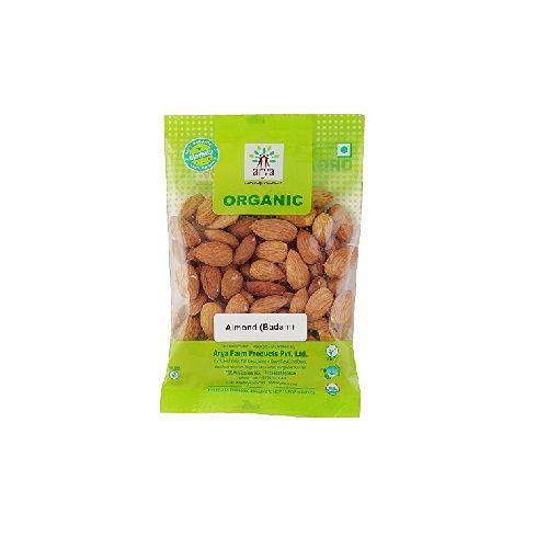 Arya Organic - Arya Organic Almonds, 100 g