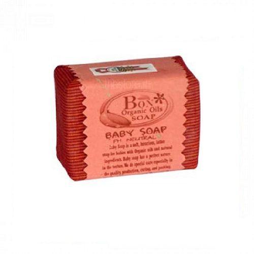 Bon Organic Organic - Bon Baby Soap, 200 g Pack of 2