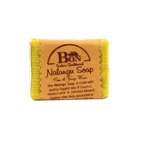 Bon Organic Organic - Bon Nalangu Soap, 200 g Pack of 2