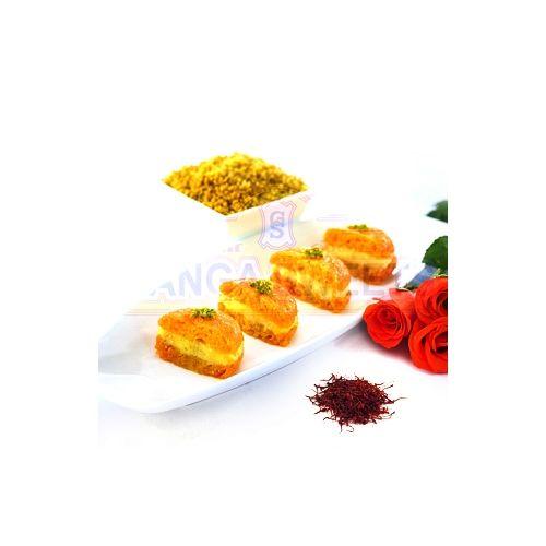 Ganga Sweets Sweets - Rose Sandwich - 1000Gm, 1 kg
