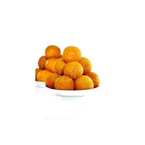 Ganga Sweets Sweets - Delhi Ladu - 1000Gm, 1 kg