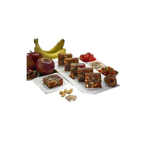 Ganga Sweets Sweets - Fruit Halwa - 1000Gm, 1 kg