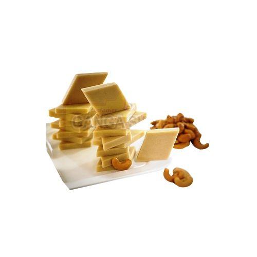 Ganga Sweets Sweets - Kaju Kathli - 1000Gm, 1 kg