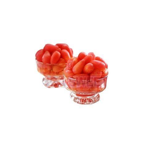 Ganga Sweets Sweets - Rose Paneer Jamun - 500Gm, 500 g