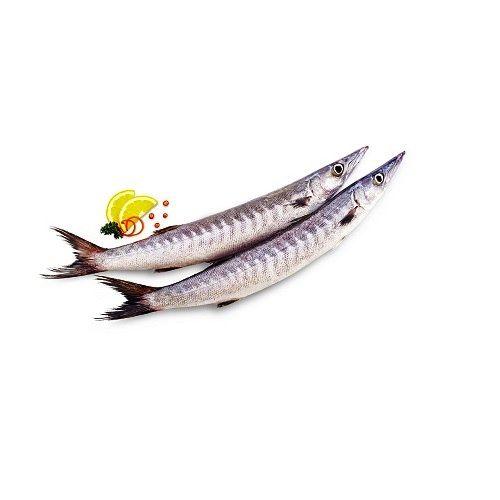 Fish & Chicken  Shopee Fish - Barracuda  ( Sheela), 500 g Medium Slice Cleaned