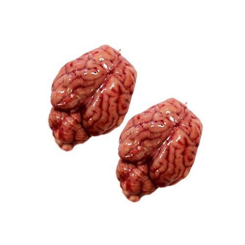 Fish & Chicken  Shopee Mutton - Brain, 1pc