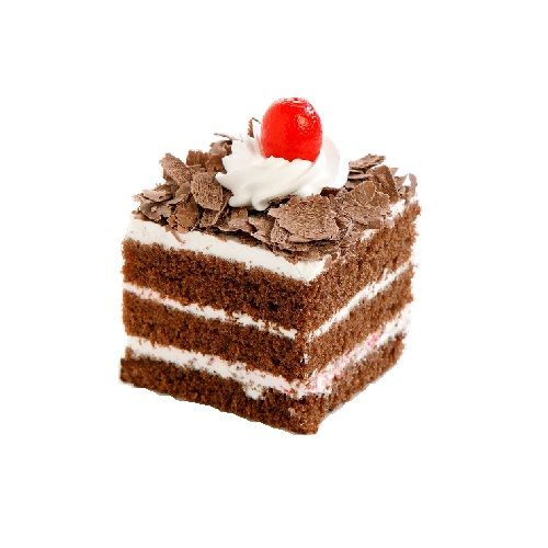French Loaf Cake - Black Forest Pastry - 3 pcs, 80 g