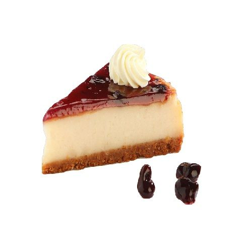 French Loaf Cake - Blueberry Cheese Cake - 3 pcs, 80 g