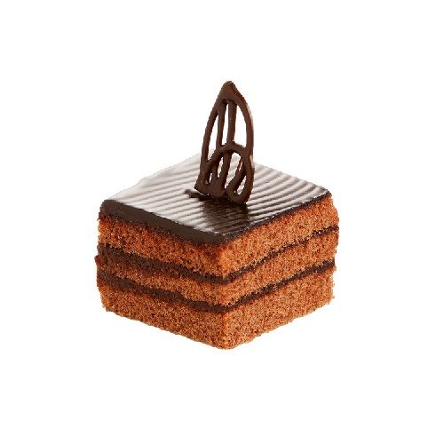 French Loaf Cake - Chocolate Fantacy Pastry - 3 pcs, 80 g