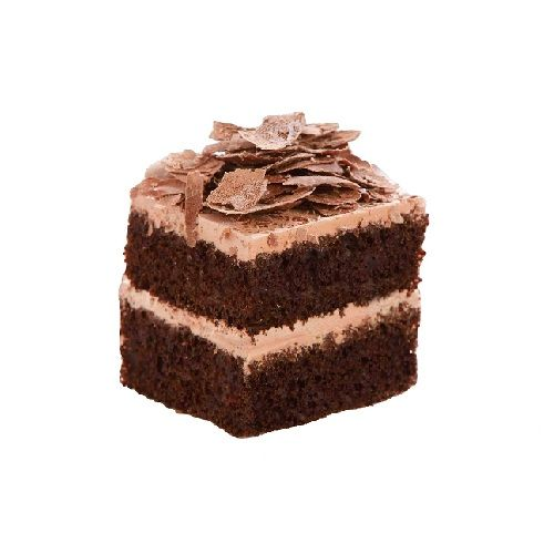 French Loaf Cake - Chocolate Flakes Pastry - 3 pcs, 80 g