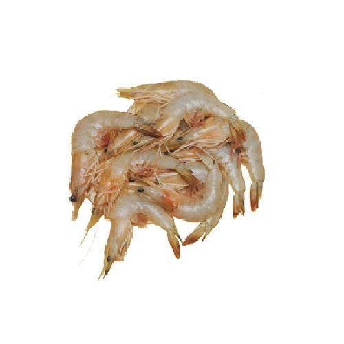Jk Fish Prawn - White prawn - Vellai Eral - 1kg, 1 kg