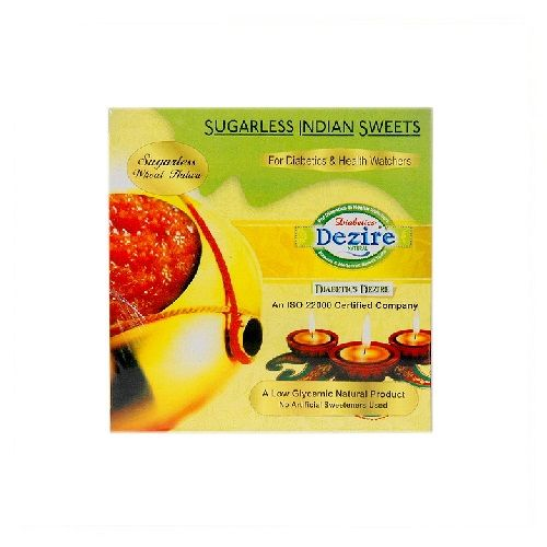 Diabetics Dezire Sugar Free Sweets - Mysore Pa, 250 g