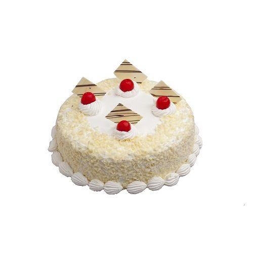 Oven Fresh Fresh Cakes - White Forest, 500 g