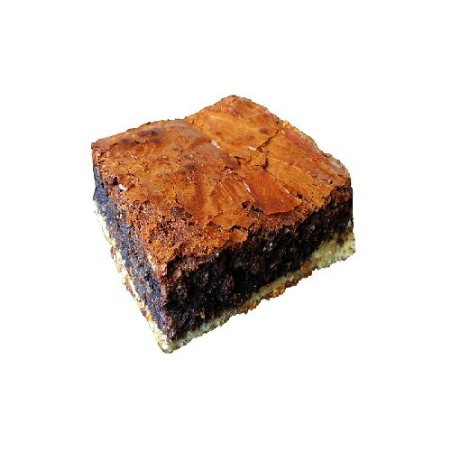 Brownie Heaven Brownie - Chocolate Interplay, 2 pcs