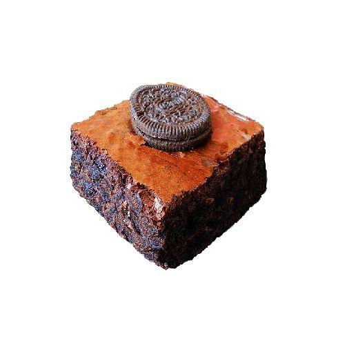 Brownie Heaven Brownie - Oreo, 2 pcs