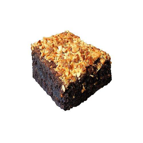 Brownie Heaven Brownie - Eggless Roasted Nuts, 2 pcs