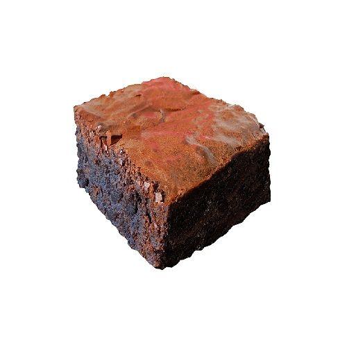Brownie Heaven Brownie - Eggless Nutella, 2 pcs