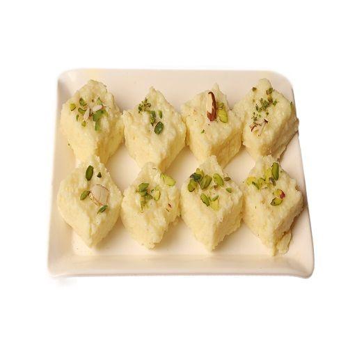 Jaslok snacks & sweets Sweets - Mawa Burfi, 1 kg