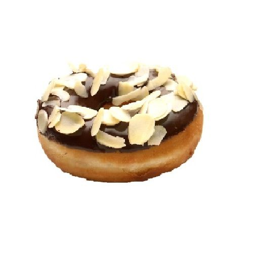 Krispy Kreme Doughnuts Doughnut - Almond All Over, 4 pcs Pack of 1