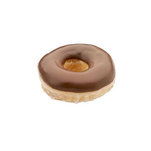Krispy Kreme Doughnuts Doughnut - Chocolate Iced Glazed, 4 pcs Pack of 1