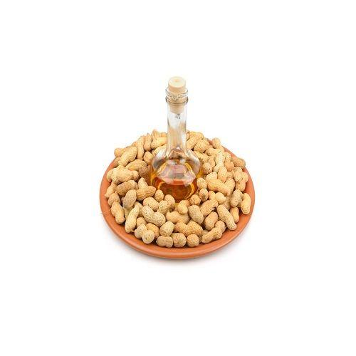 Organic Depot Cold Pressed Groundnut Oil, 1 L