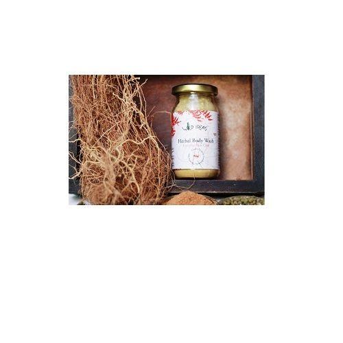 Organic Depot Herbal Bath Powder, 300 g Pack of 3