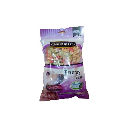 Goodies Pet Food - Energy Treat Cut Bone, 500 gm