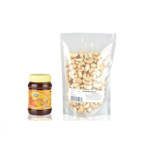 BSP Traders Nutri Honey And Cashew Nuts, 530 g