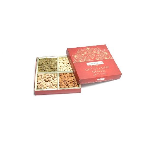 Nuts 'n' Spices Gift Pack - Gogh  4P Big, 350 g Gift Pack