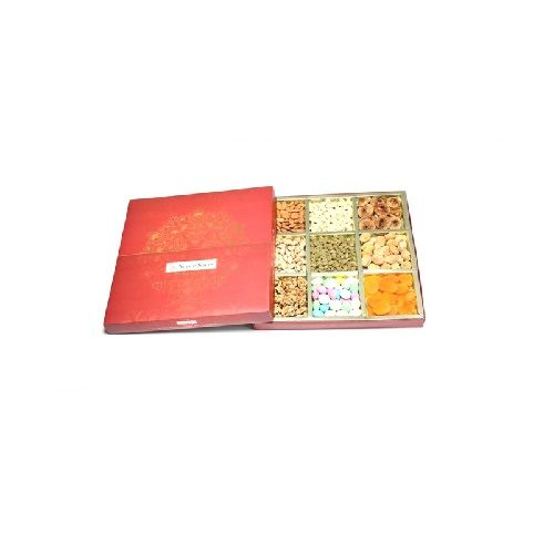 Nuts 'n' Spices Gift Pack - Gogh  9P Small, 540 g Gift Pack