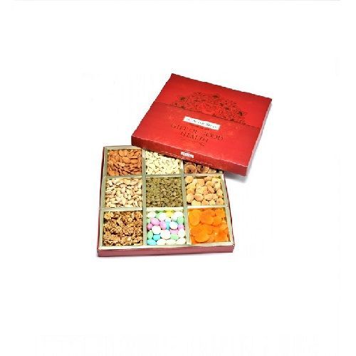 Nuts 'n' Spices Gift Pack - Gogh  9P Big, 900 g Gift Pack