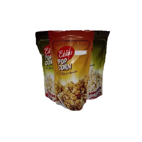 Eddies's Popcorn - Guntur Chilli & Cheese & Caramel, 150 g