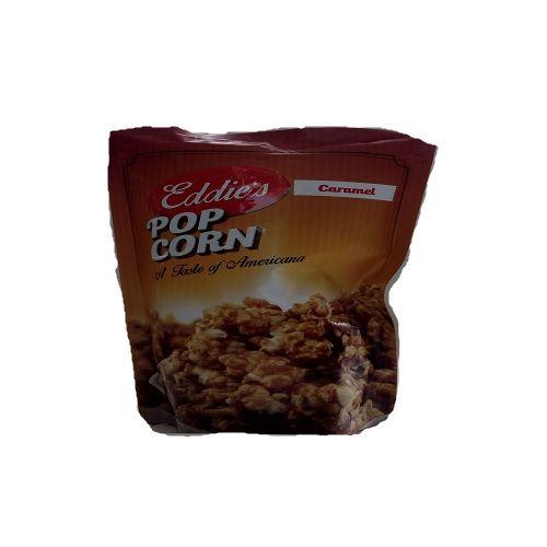 Eddies's Popcorn - Caramel, 150 g