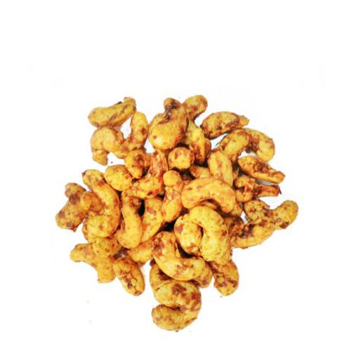 Ajfan Dates & Nuts Dry Fruits - Cashew Red Chilli Paste Coated, 1 kg