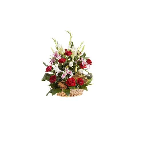 Blooms & Bouquets Flower Bouquet - Valley Scents, 1 pc