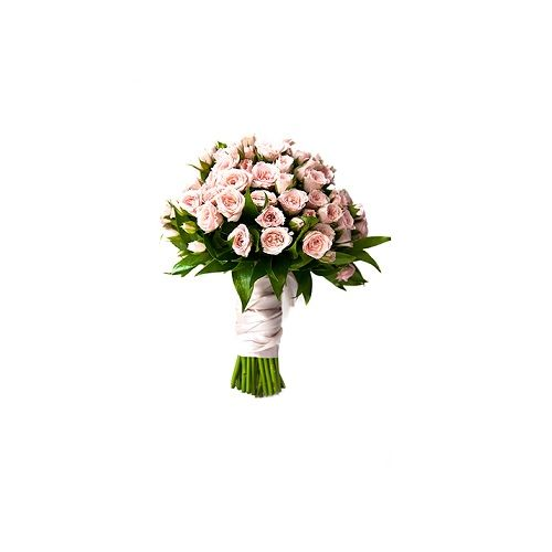 Blooms & Bouquets Flower Bouquet - Pretty in Pink, 1 pc