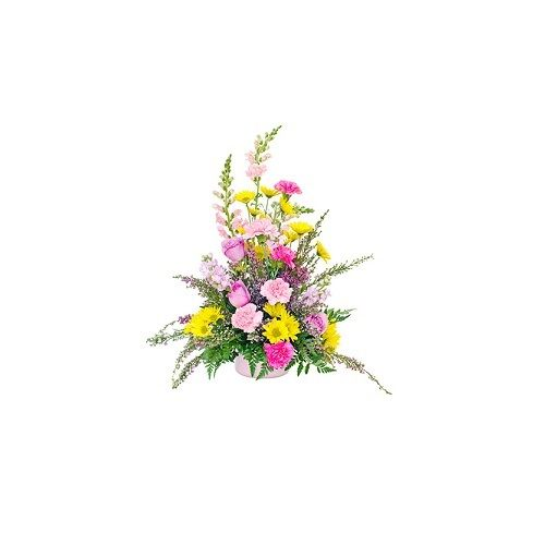 Blooms & Bouquets Flower Bouquet - Floral Fantasy, 1 pc