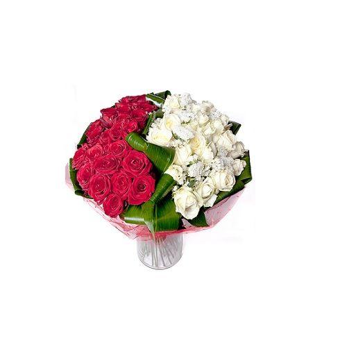 Blooms & Bouquets Flower Bouquet - Double Fantasy, 1 pc