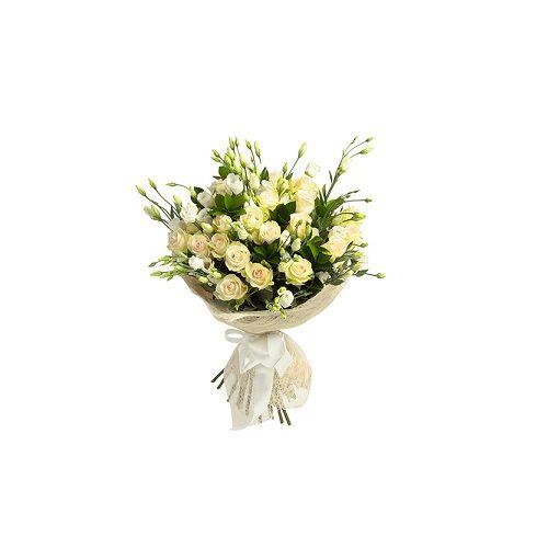 Blooms & Bouquets Flower Bouquet - Peach Perfection, 1 pc
