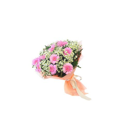 Blooms & Bouquets Flower Bouquet - Morning Dew, 1 pc