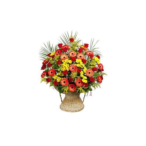 Blooms & Bouquets Flower Bouquet - Garden Splendour, 1 pc
