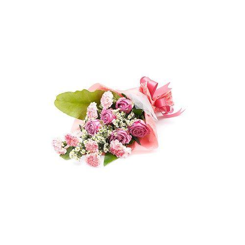 Blooms & Bouquets Flower Bouquet - Misty Magic, 1 pc