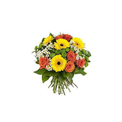 Blooms & Bouquets Flower Bouquet - Flower Cart, 1 pc