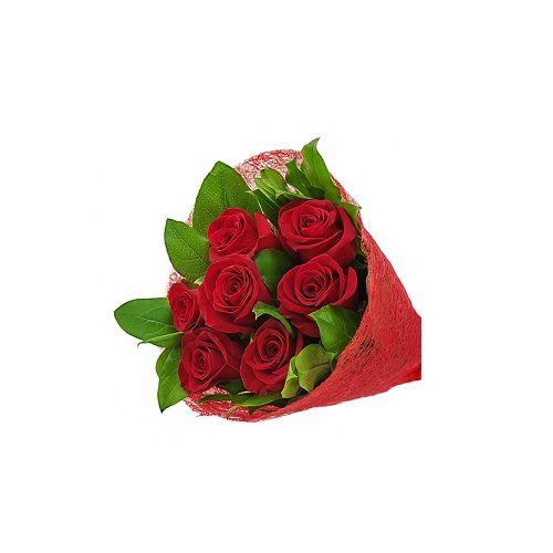 Blooms & Bouquets Flower Bouquet - Pure Passion, 1 pc
