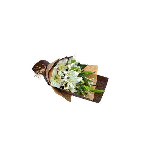 Blooms & Bouquets Flower Bouquet - Pure Sparkle, 1 pc