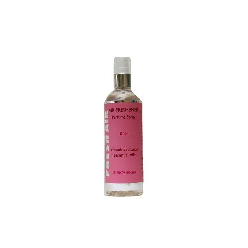 Aurobindo Ashram Air Freshner - Rose, 200 ml