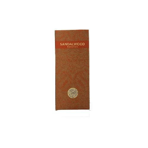 Aurobindo Ashram Premium Incense Sticks - Sandalwood, 100 g
